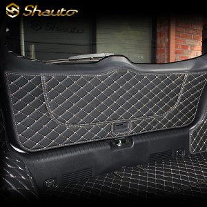 샤오토 SUV 트렁크 도어커버/도어매트