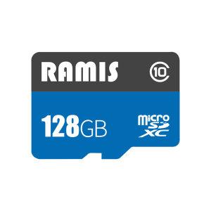 래미즈 마이크로SD TF카드 128G 클래스10 초고속 방수