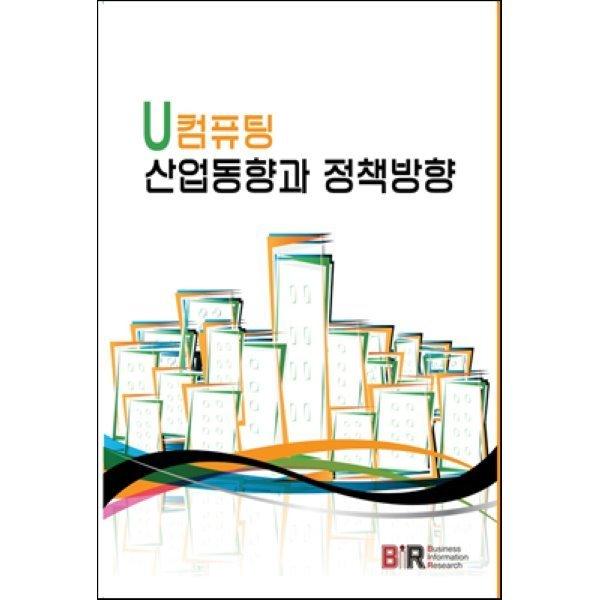 U컴퓨팅 산업동향과 정책방향  B I R Research Group
