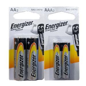 에너자이저/듀라셀/벡셀/무료배송AA/AAA형/40알건전지