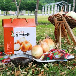 청보식품 껍질채 양파즙 1+1 (2박스)