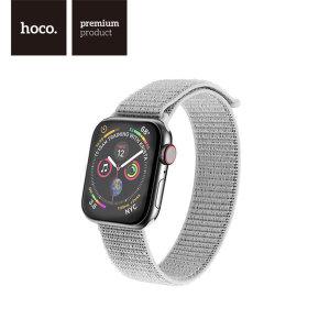 호코 WB06 애플워치 전용 우븐 나일론 벨크로 스포츠 밴드 Apple Watch 1 2 3 4 5 세대/ HOCO