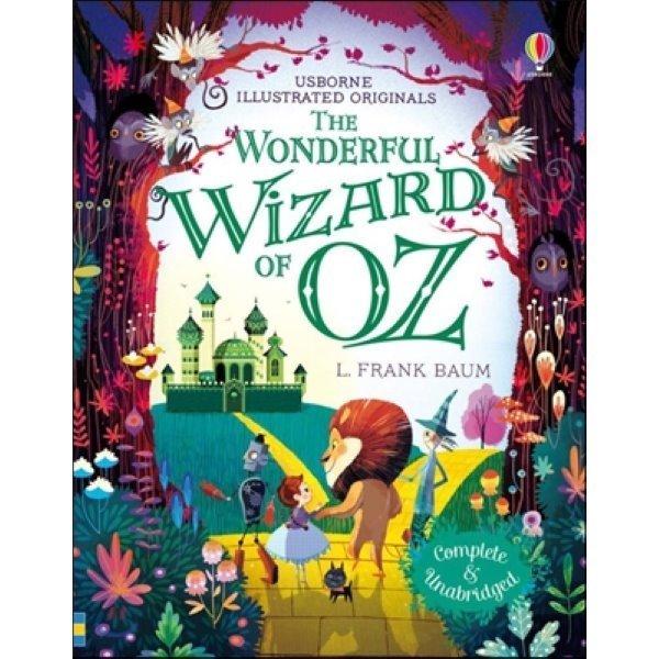 Wizard of Oz  L Frank Baum