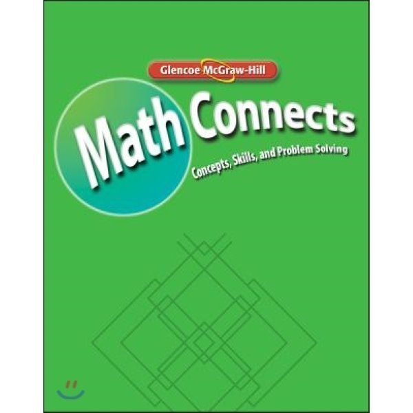 Math Connects Course 3 : Skills Practice  McGraw-Hill (COR)