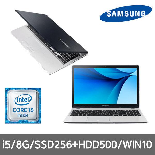A급 삼성센스 NT501R5L I5-6200/8G/SSD256G+500G/15.6