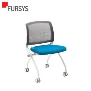 퍼시스 VIM 의자  CH0015W (회의용 수강 메쉬 학교)