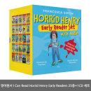 영어 원서 호리드 헨리 시리즈 I Can Read Horrid Henry Early Readers 25종+1CD 세트