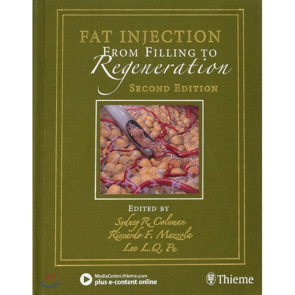 Fat Injection : From Filling to Regeneration  Coleman  Sydney R   M D  (EDT)  Mazzola  Riccardo...