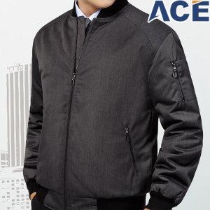 ACE-1504 겨울점퍼 동복 단체유니폼 사무 방한 근무복