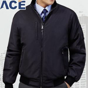 ACE-1502 항공점퍼 동복 단체유니폼 사무 방한 근무복
