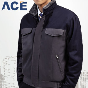 ACE-705 겨울점퍼 동복 단체 유니폼 사무 방한 근무복