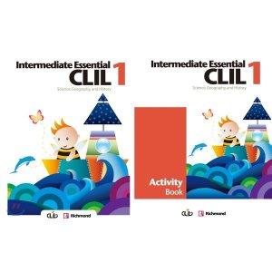 Intermediate Essential CLIL 1 Set  편집부