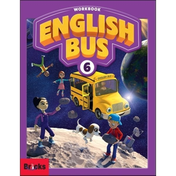 English Bus 6 WB