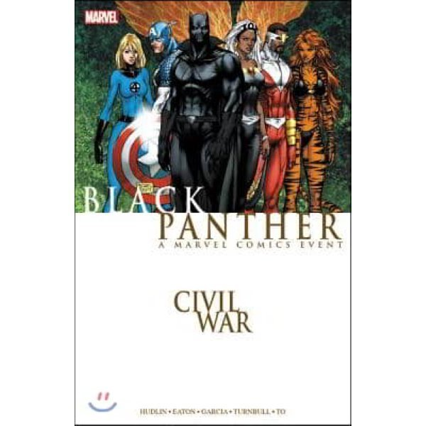 Civil War: Black Panther (New Printing)  Reginald Hudlin