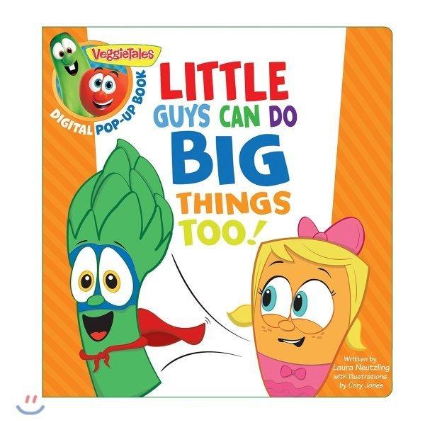 Little Guys Can Do Big Things Too : Digital Pop-up Book  Neutzling  Laura  Jones  Cory (ILT)