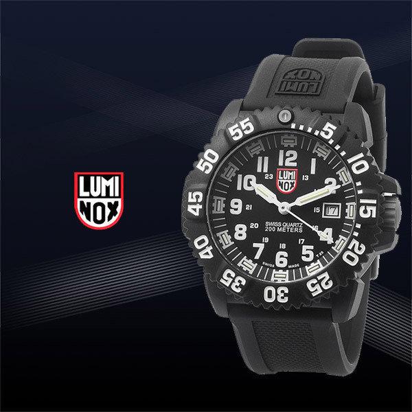 루미녹스(시계)   정식수입통관 루미녹스 남성용 우레탄 시계 XS.3051