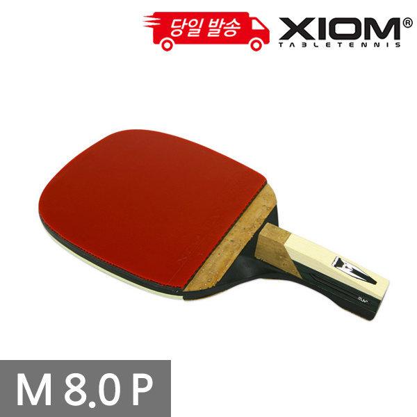 XIOM/참피온 M 8.0 P/펜홀더라켓/탁구라켓/8.0