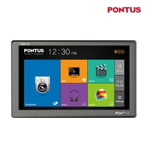 PONTUS 네비게이션 P682_지니넥스트V5+거치대