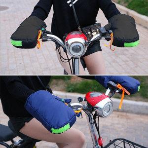 자전거글러브/핸들커버/토시/방한/방풍/겨울/오토바이
