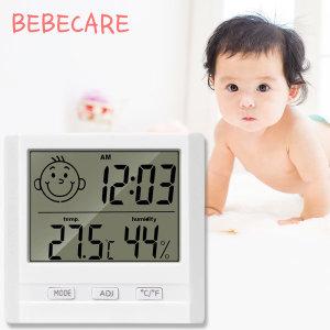 디지털 신생아 아기 온습도계/표정알림 온도계 습도계