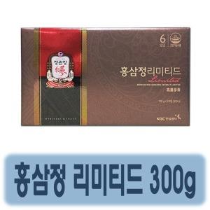 정관장 홍삼정 리미티드 100g 3병 /보자기 증정