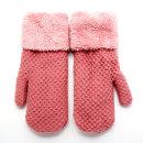 여성용 벙어리 장갑 겨울 판촉용 단체선물 털장갑