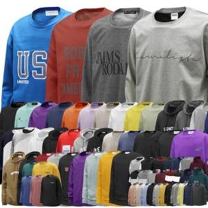 빅사이즈남성의류 티셔츠/맨투맨/모음전