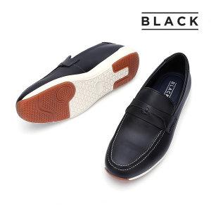 Black 916M 캐쥬얼 페니 로퍼 블랙 517915202EA