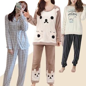 수맘 겨울 수면잠옷 파자마 잠옷세트 홈웨어