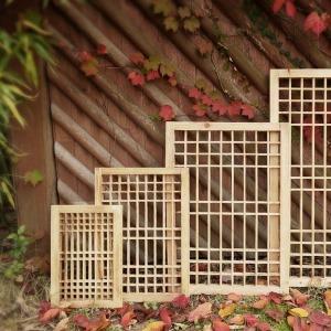 전통한옥문짝 인테리어소품 벽장식 한지공예 창호문살