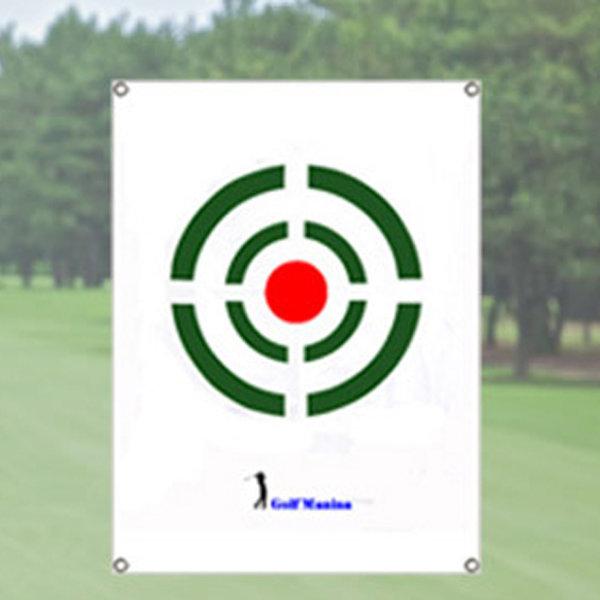 골프타겟 스윙타켓 골프 연습  어프로치 표적지 130cm