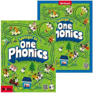 Spotlight on One Phonics ( S+W ) 세트 / 미니노트 증정