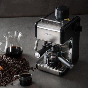 프리미엄 에스프레소머신 커피메이커 커피머신 가정용