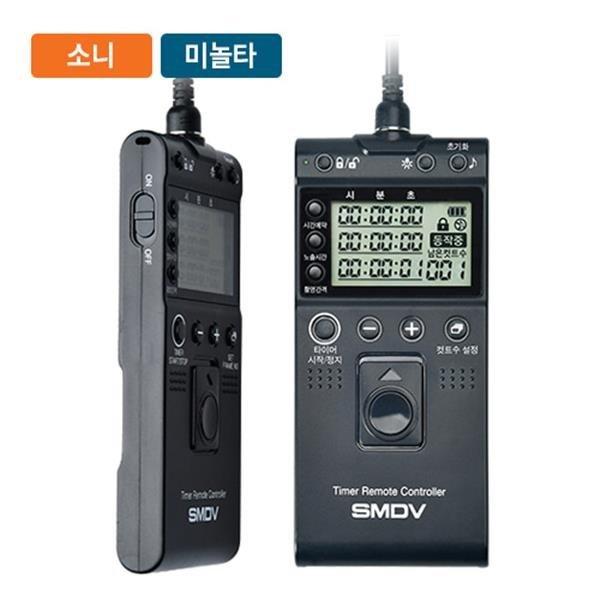 SMDV 인터벌 릴리즈 T807 소니 (한글LCD) A900/a99II
