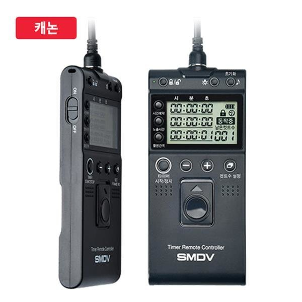 SMDV 타이머 릴리즈 T811/5D MARK4 5D MARK3 5DsR