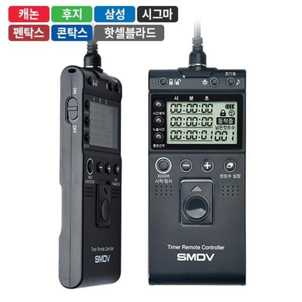 SMDV 인터벌 릴리즈 T805 캐논 EOS R RP 800D 90D M5