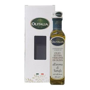 올리타리아 올리브오일 송로버섯트러플250ml+포장박스