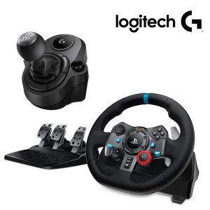 로지텍 G29 레이싱휠+드라이빙 쉬프터 SET(정품/2년AS