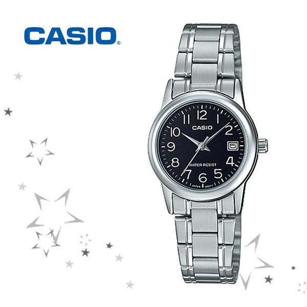 스타샵 LTP-V002D-1B 카시오 시계 c06