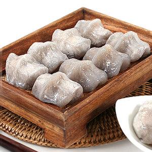 감자떡2kg/쫄깃하고 탱글탱글한 수제 감자떡2kg