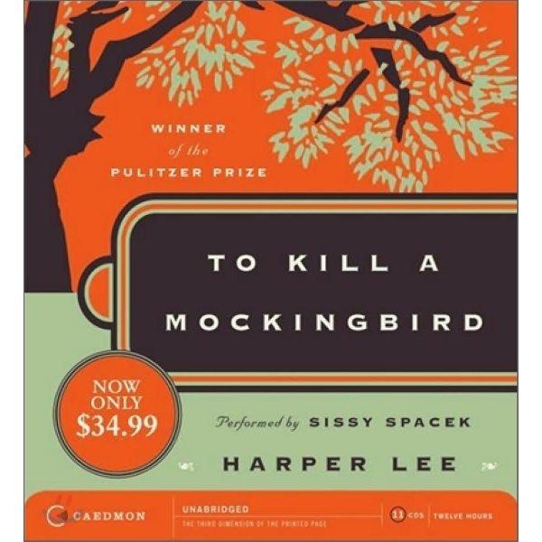 To Kill a Mockingbird  Harper Lee  Sissy Spacek (NRT)