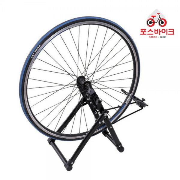 (포스트레이딩)휠교정 수리대 자전거받침대 자전거용