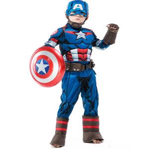 할로윈의상 마블 캡틴아메리카프리미엄(방패) 당일출고