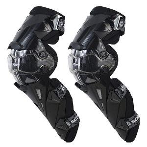 스코이코 K12 무릎보호대 바이크 오토바이 / 블랙