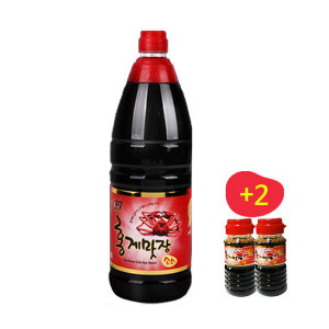 홍게맛장(홍게간장) 1.8L +100mlx2 / 6+1
