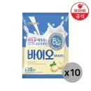 오리온 바이오 생우유 캔디 99gx10개