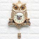 인테리어시계 재물부엉이G/집들이결혼선물 장식품소품