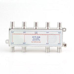 방수형 위성광대역 8분배기(일반) KC 인증제품