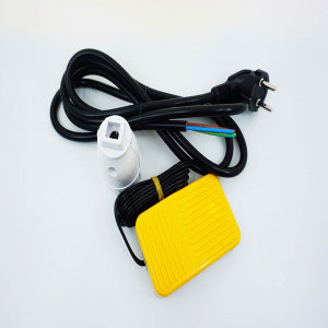 웨이스트킹 부품 디스포저 부품-발판 스위치