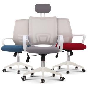 의자 컴퓨터 사무용 책상 학생 공부 사무실 메쉬 서재